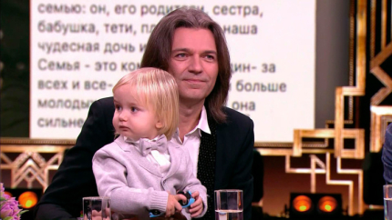 Дмитрий Маликов подарил супруге кольцо с бриллиантом в честь рождения сына