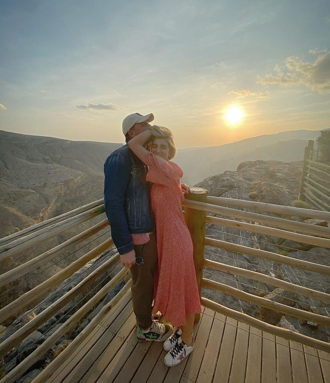 Виторган опубликовал трогательное фото с возлюбленной