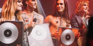Победители «Евровидения — 2021» Maneskin дали концерт в Москве