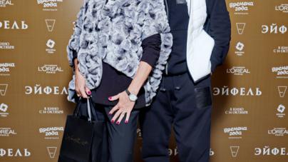 Рина Гришина, Алена Бабенко, Мария Луговая и другие на премьере фильма «Эйфель»