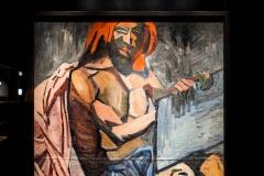 «Грек.-Эскиз-фрески»-1910