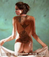 Фото обнаженной Анджелины Джоли