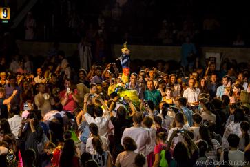 Индийский праздник Джанмаштами в Лужниках