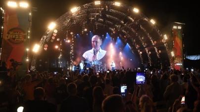 Владимир Путин посетил джазовый фестиваль Koktebel Jazz Party в Крыму
