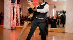 Исполнители спортивных бальных танцев — гордость русскоязычной общины США