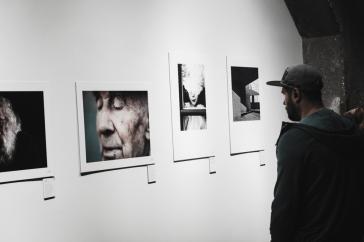 Открытие выставки «Moscow International Foto Awards»