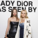 Кафельникова, Рудковская, Карпуть, Снигирь и другие на выставки Lady Dior As Seen By