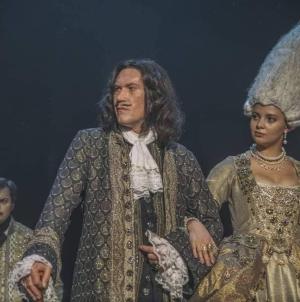 В театре «Модерн» прошла премьера спектакля «Пётр»